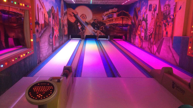 Bowlingbahn für Ihr Restaurant